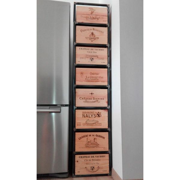 casier caisses a bouteilles AC19-CC01