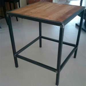 table haute mange debout AC19-TH01
